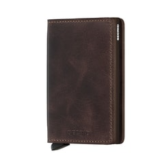 Secrid Slimwallet Vintage - Chocolate