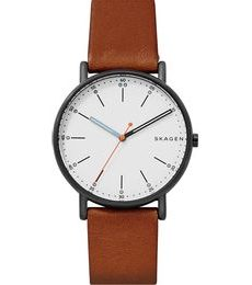 Hodinky Skagen Signature Big Brown SKW6374